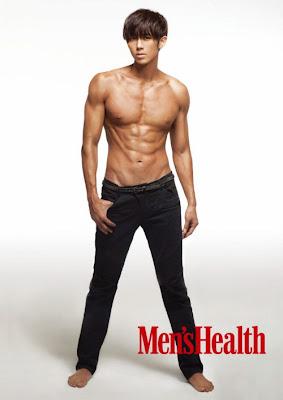 Hot men wallpaper asian