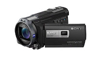 Sony HDR-PJ760V and HDR-CX760V