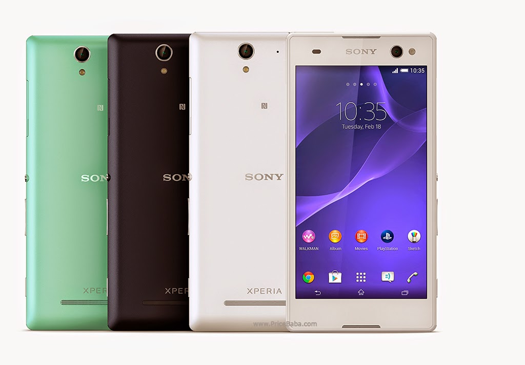 Sony Xperia C3 Dual Smartphone Android Review