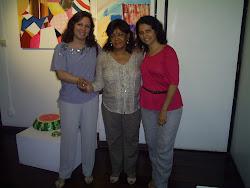 Marlene Martins, Lêda  Margarida e  Fátima  Soar