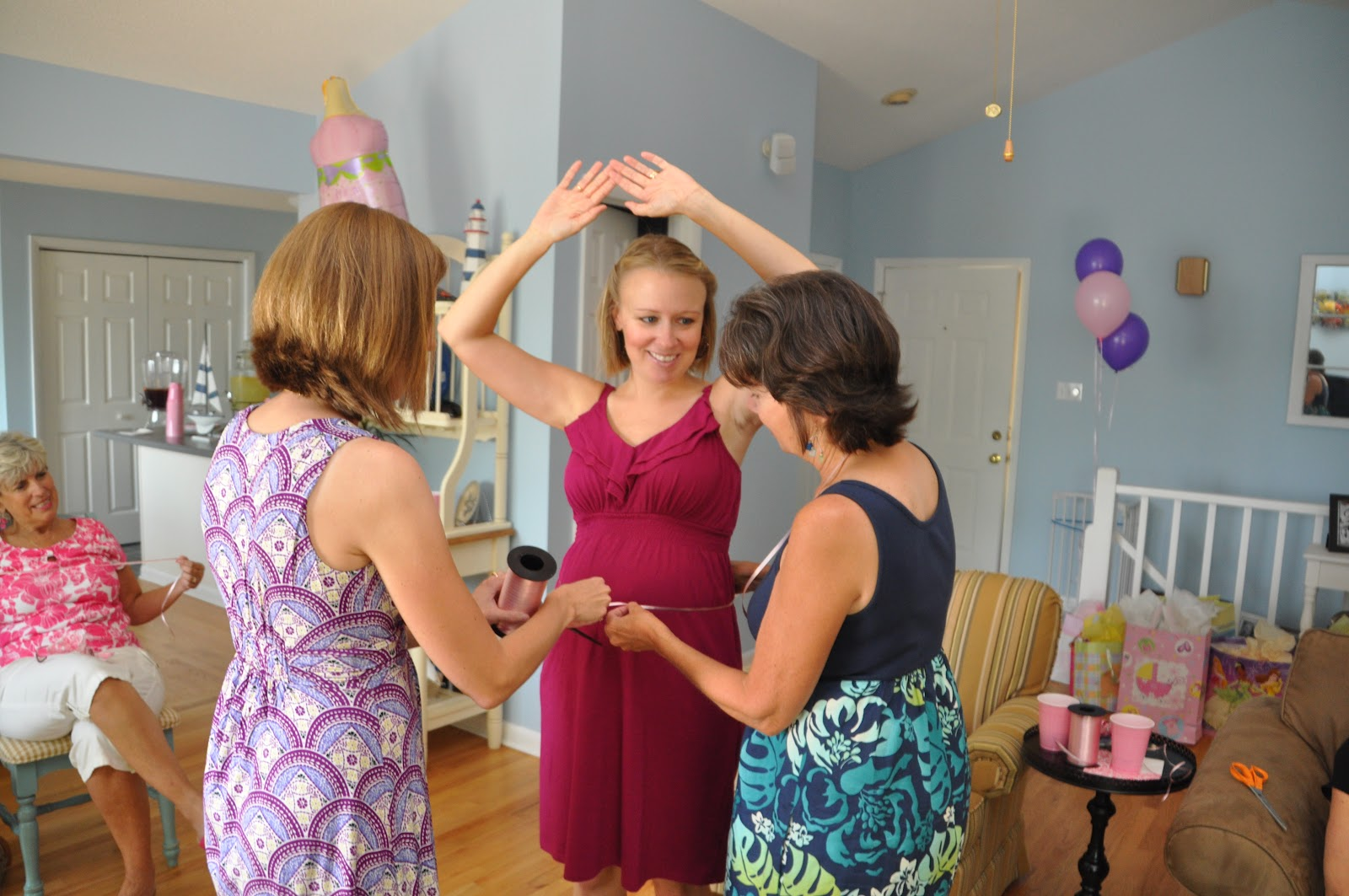 celebrity baby showers the celebrity baby parent