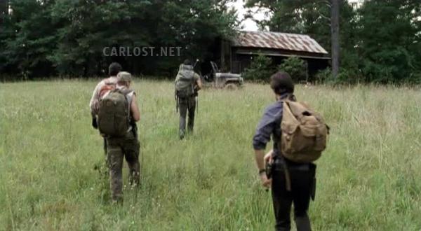 "The Walking Dead 4x07 ""Dead Weight"" Promos, Sneek Peeks y Spoilers Spoiler-The-Walking-Dead-4x07-Pete-Mitch-Martinez-Gobernador"