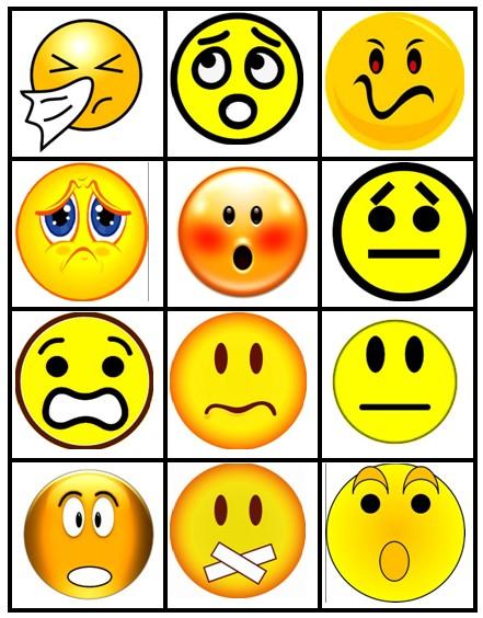 tristesse joie colère