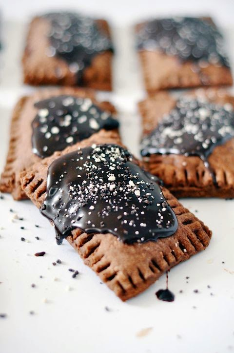 HOMEmade Chocolate PopTarts