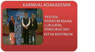 PESERTA PIDATO KARNIVAL KOAKADEMIK