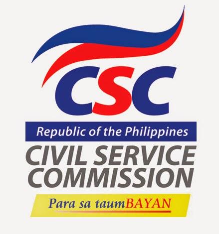 Civil Service Commission official logo