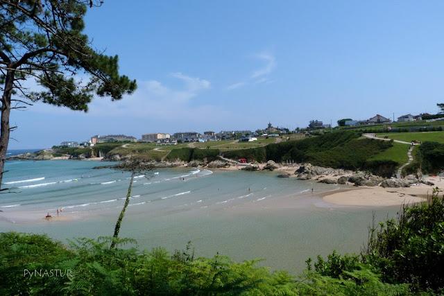 Playa de Anguileiro - Tapia de Casariego - Asturias