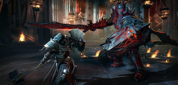 Lords of the Fallen Developer Gameplay