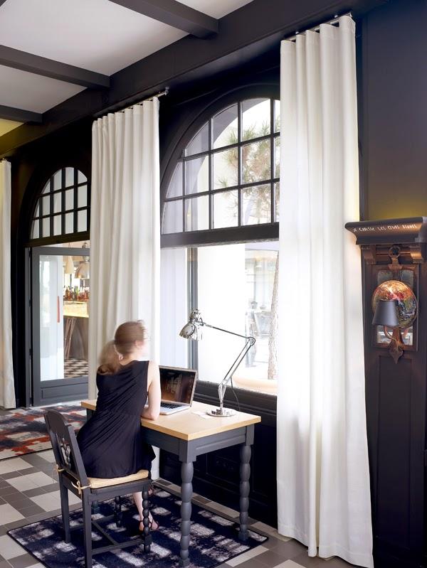 Hotel la corniche Phillipe Starck