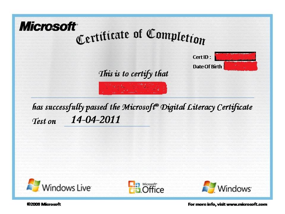Future Engineers Adda Microsoft Digital Literacy
