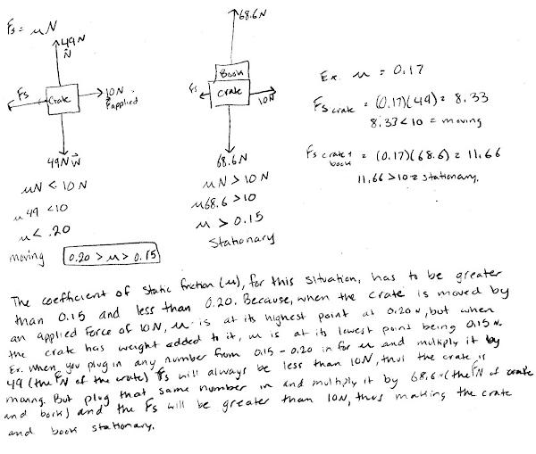 P dog s blog boring but important Physics midterm