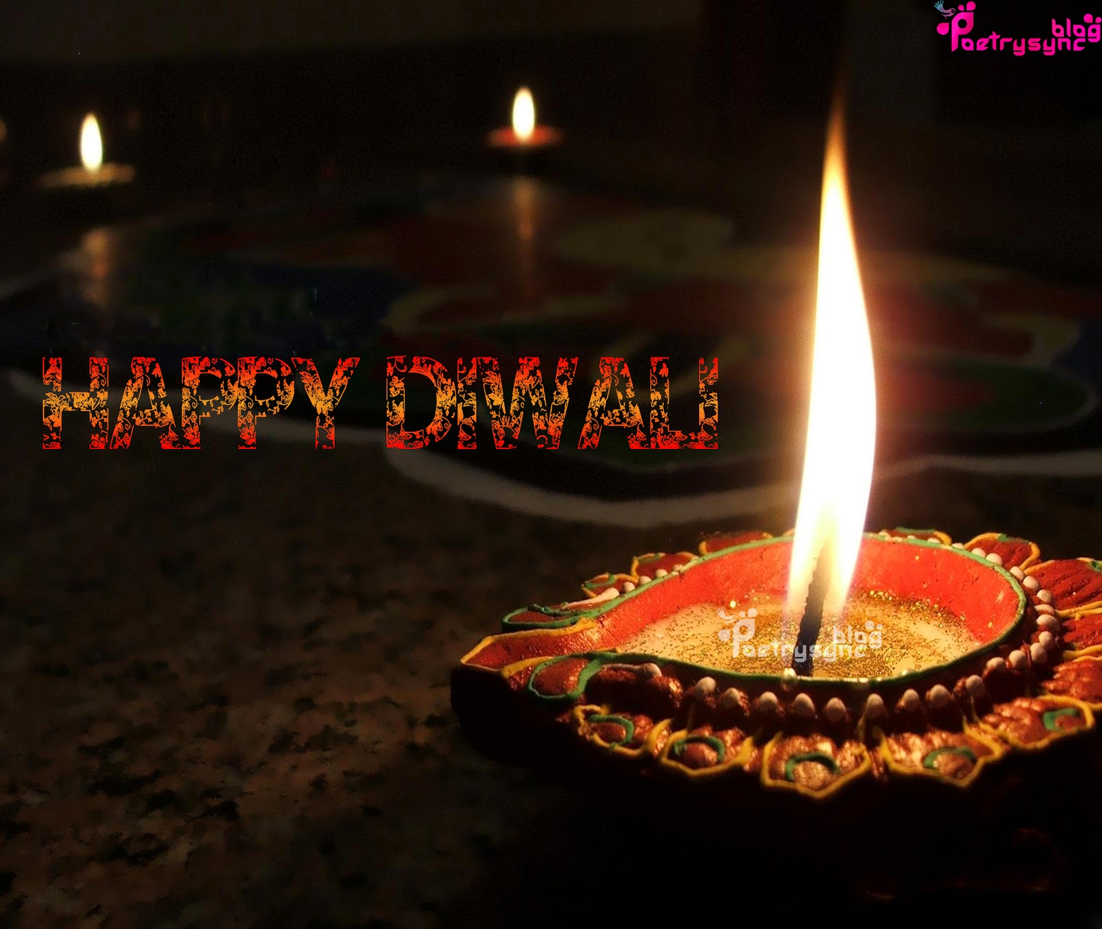 Diwali Wallpaper: Happy Diwali Wallpapers With Information