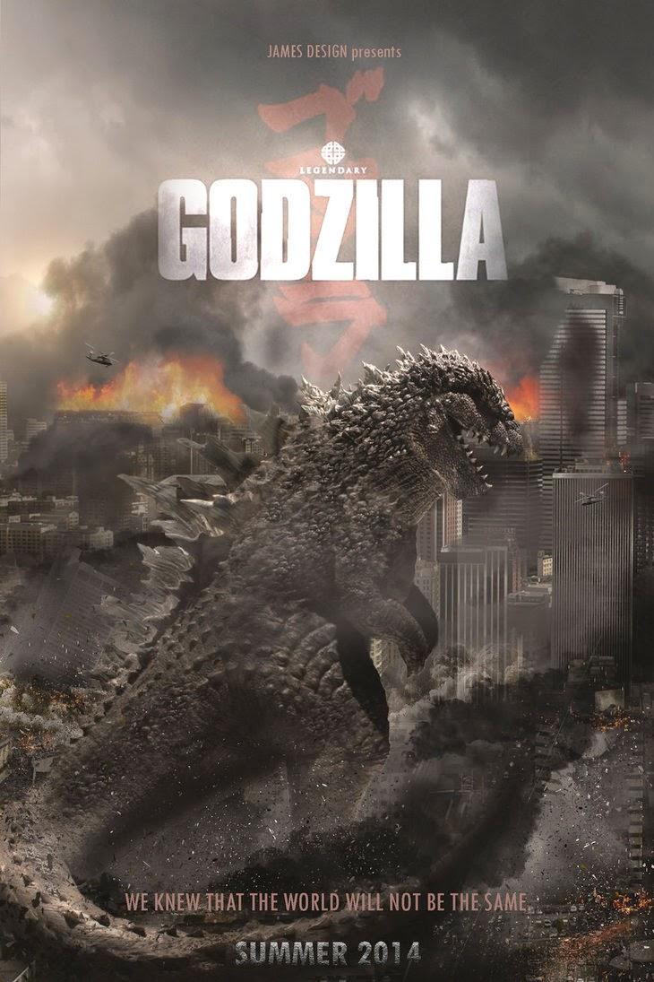 Godzilla 2 (2014) 720p Full Movie + Subtitle Indonesia