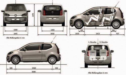 Volkswagen Up Amp New Small Family Vw Up And His