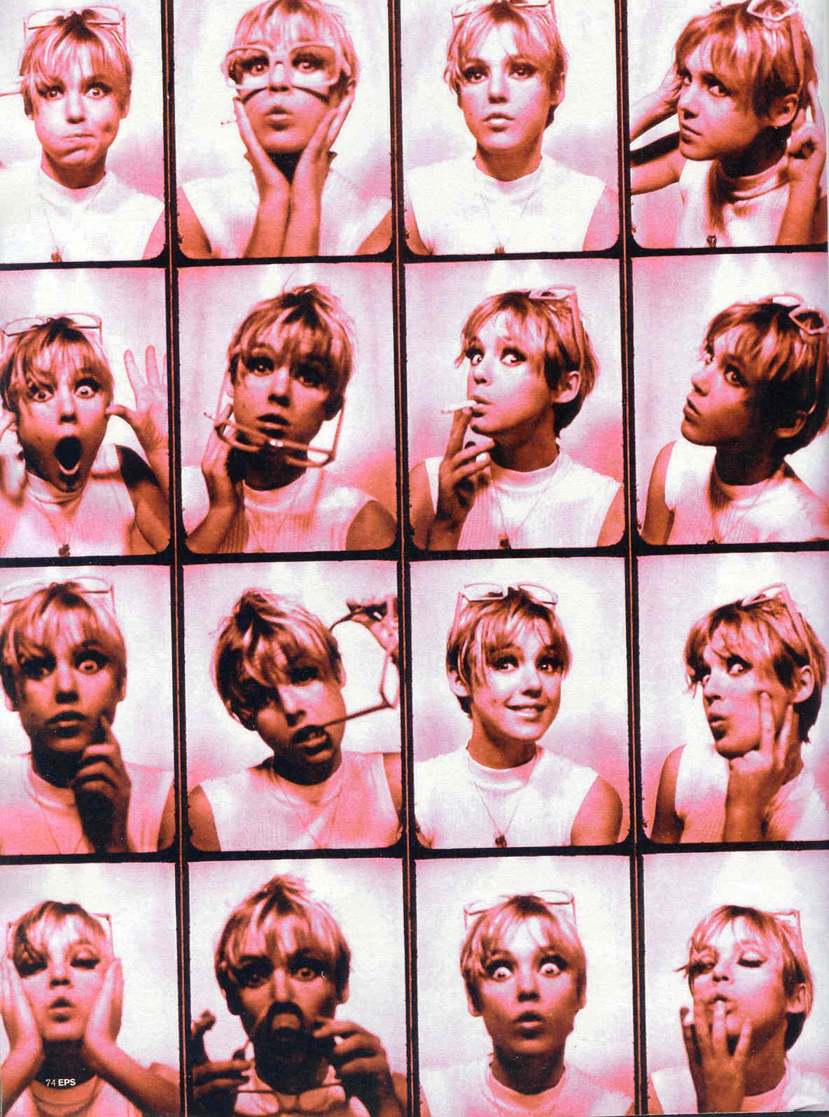 Edie Sedgwick S Photos By Andy Warhol Vintage Everyday