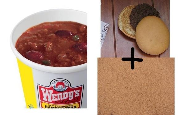 Must see! Food Made With Disgusting Ingredients