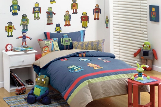 C mo decorar bien un dormitorio para ni os dormitorios for Como decorar un dormitorio de bebe