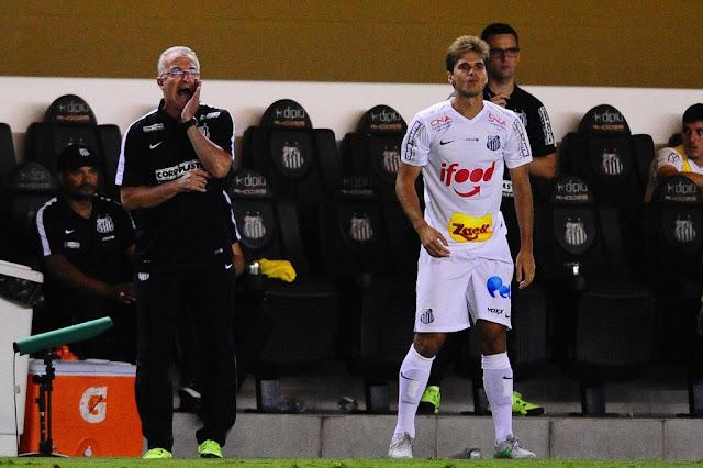 Dorival procurou manter a cautela após o triunfo (foto: Sergio Barzaghi/Gazeta Press)