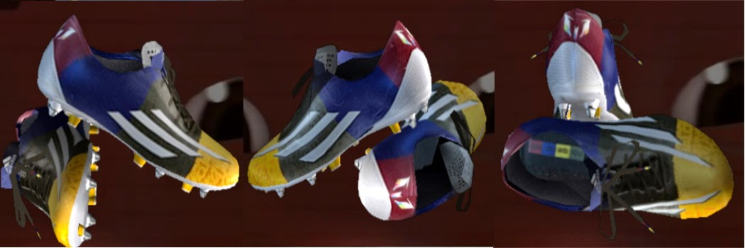 adidas adizero iv next-generation messi pes 2013