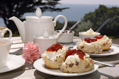 Cornish Cream Tea Recipes