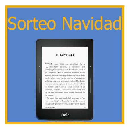 Sorteo Kindle Navidad