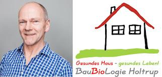 Baubiologe und Sachverständiger Ralf Holtrup