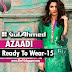 Gul Ahmed Azaadi Ready To Wear Collection 2015 - Independence Day Dresses
