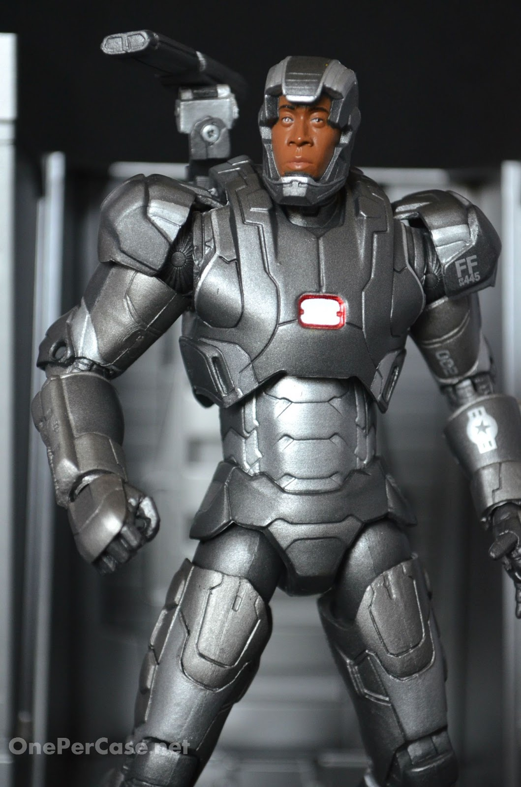 war machine marvel select
