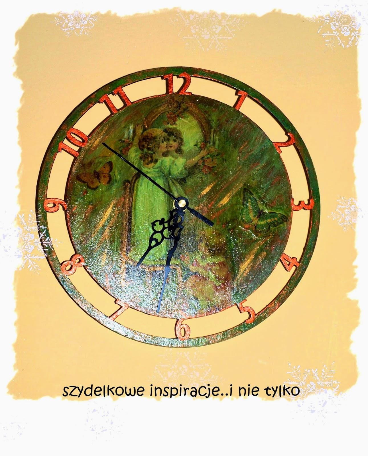 Zegar na Nowy Rok