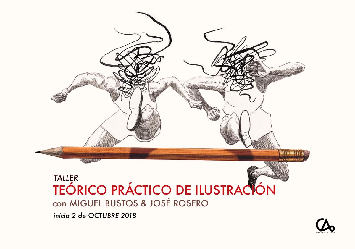 TEÓRICO PRÁCTICO DE ILUSTRACIÓN // 2 de oct