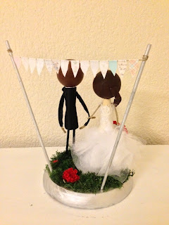 mr&mrsbyani, novia, vestido pronovias, novios personalizados, muñecos pastel, muñecos tarta, muñecos personalizados, novios originales