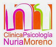 Página web de Nuria Moreno, psicóloga de AEXPE