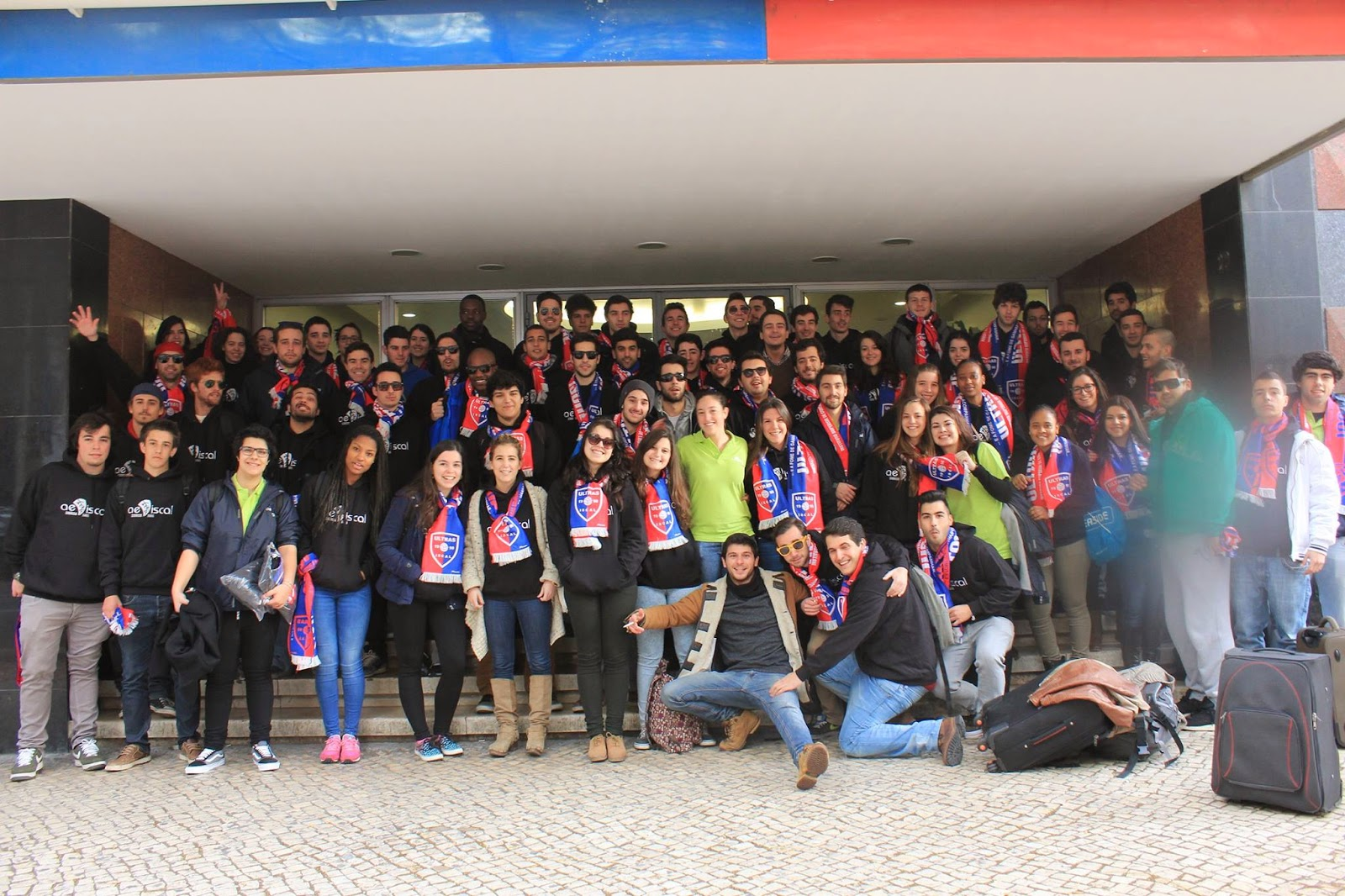 AEISCAL venceu INTER-ISCAS Aveiro 2014