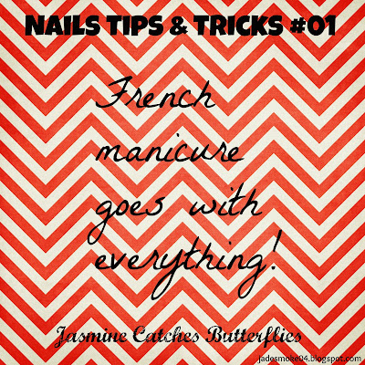 Nail Tips and Tricks no. 1