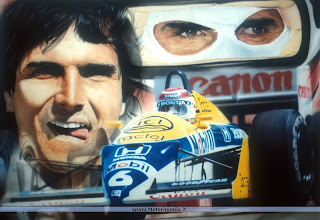 ... do Nelson Piquet