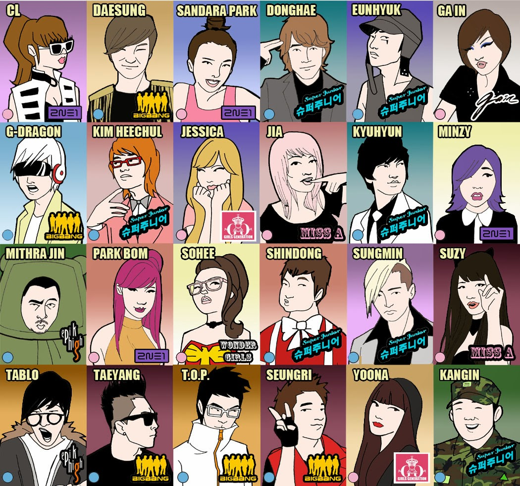 tagged kpop k pop - photo #10
