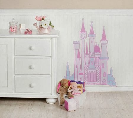 Habitaciones de Princesa para Niñas