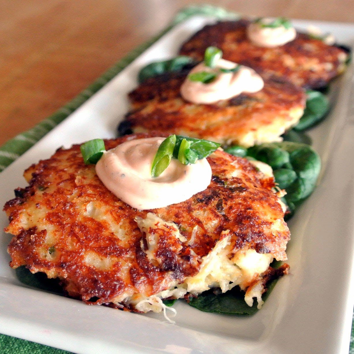 gluten free crab cakes makes 9 crab cakes 1 pound crabmeat picked free ...