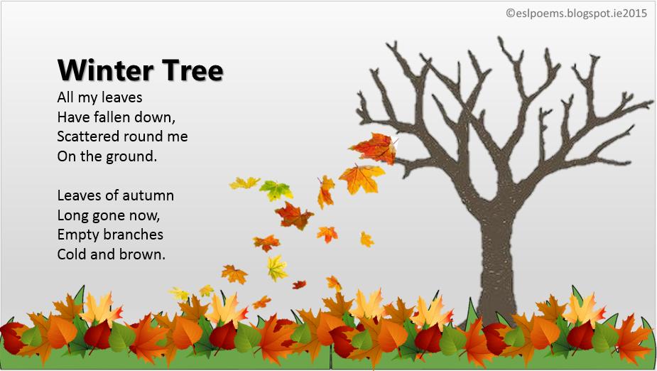 Eslaloud winter tree
