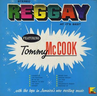 Techniques Tommy McCook The Supersonics You Dont Care Don On Bond Street