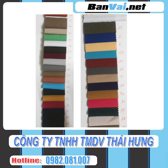 Vải Len (Thái)