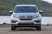 2016 All-New Honda Pilot