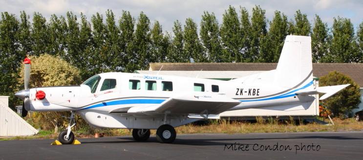 Saab 340b Aircraft. second Saab 340B ZK-VAB