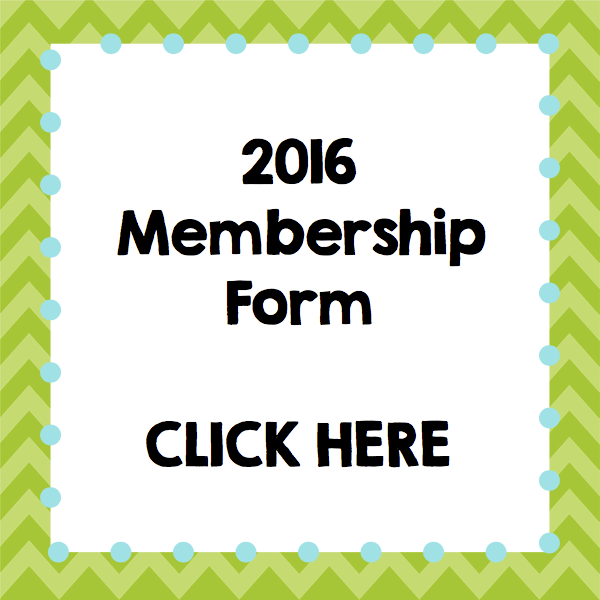2016 Membership Form