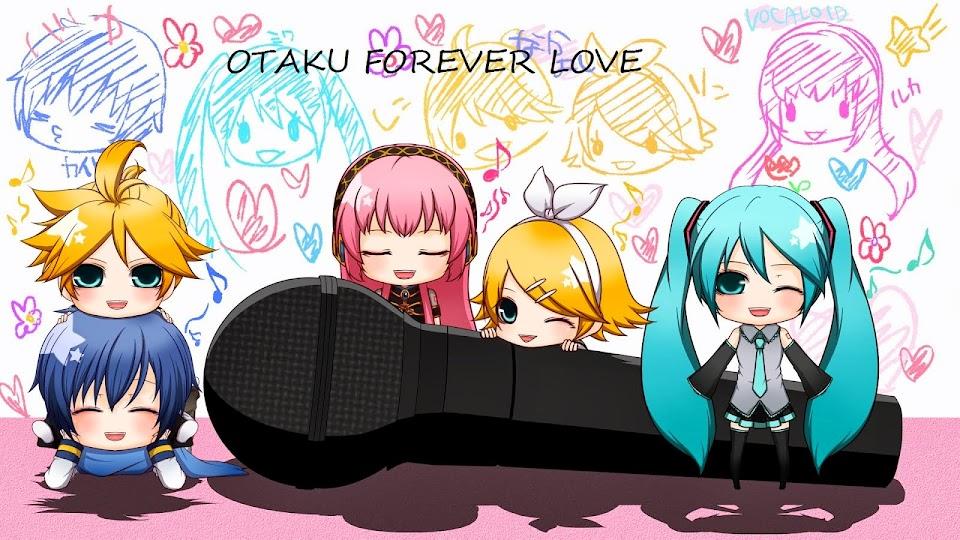 Otaku Forever Love