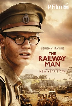 The Railway Man 2013 poster