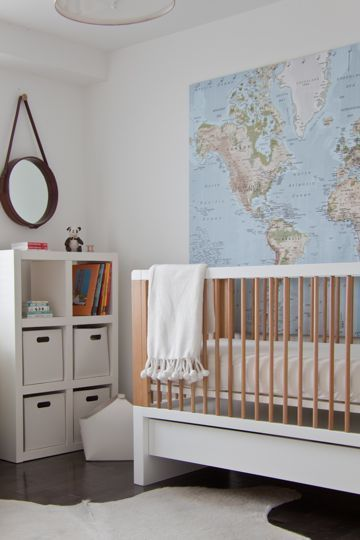Mad For Mid Century Another Travel Themed Nursery