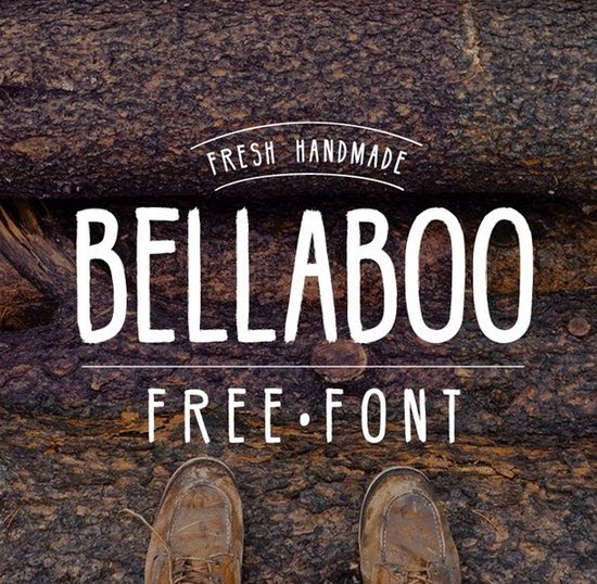 Bellaboo – Free Hipster Font