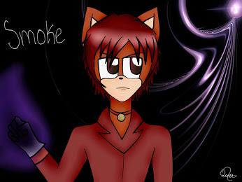 un dibujo de mi Smoke!! 030/