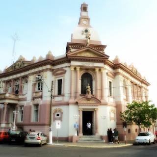Prefeitura de Dom Pedrito: Construção de 1929